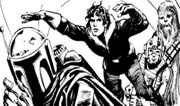 helte serie tegneserie